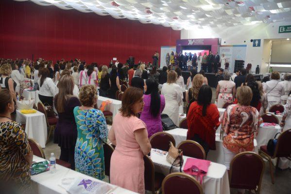 Se realizó el XV Congreso de Mujeres Empresarias