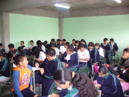 Durante la madrugada, roban escuela en Soledad