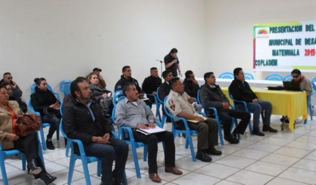 Emiten convocatoria para ampliar representantes sociales COPLADEM