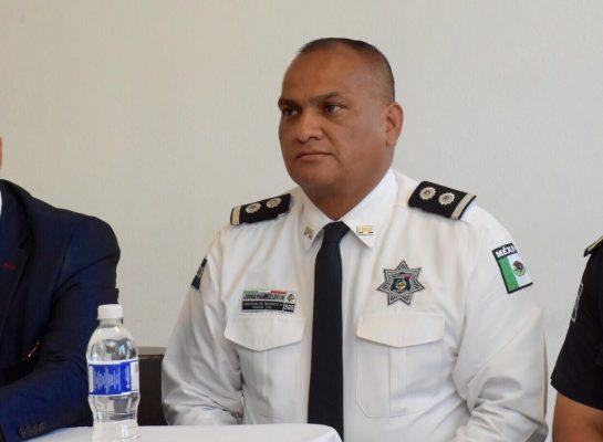 Subdirector de SPM atenderá quejas en subcomandancias Cactus, Rivas Guillen y Morelos