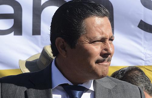 Rotundo no del alcalde Gallardo al alcoholímetro