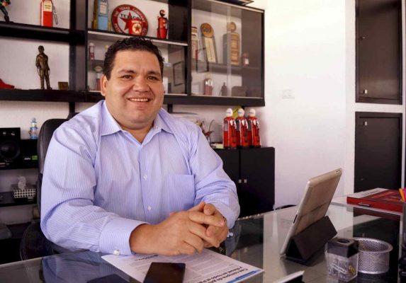Roberto Díaz de León, asume hoy la presidencia de Onexpo