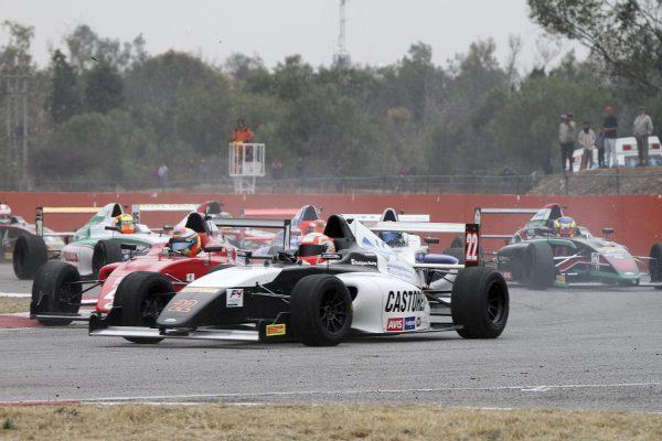 Todo listo para la FIA, Fórmula 4 NACAM