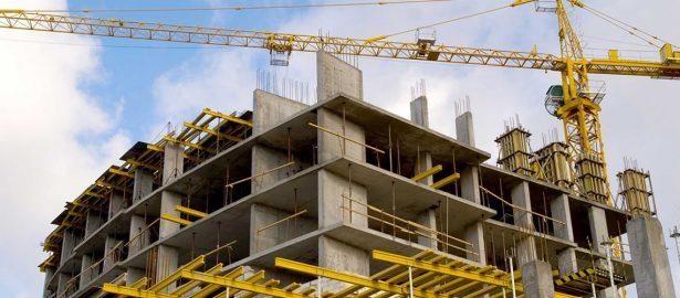El 60% de empresas de la construcción, sin trabajo
