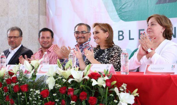 Optimismo del PRI en elecciones, pero no se confía: Ruiz Massieu