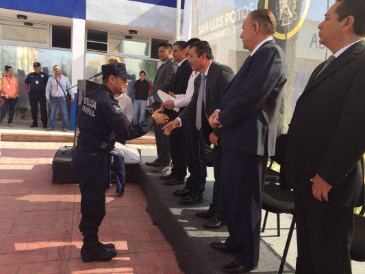 Certifican a policías municipales en nuevo sistema de justicia penal