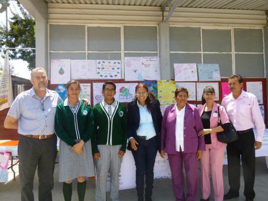 Celebró SAPSAM al Día Mundial del Medio Ambiente
