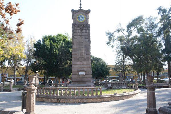 El jardín Colón, sede de programa de rehabilitación