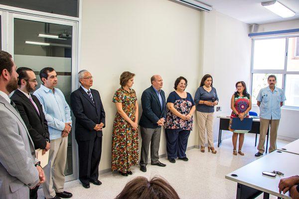 Designa el Rector de la UASLP  a nueva Secretaria Academica