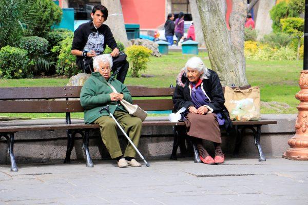 El promedio de esperanza de vida es de ¡75 años!