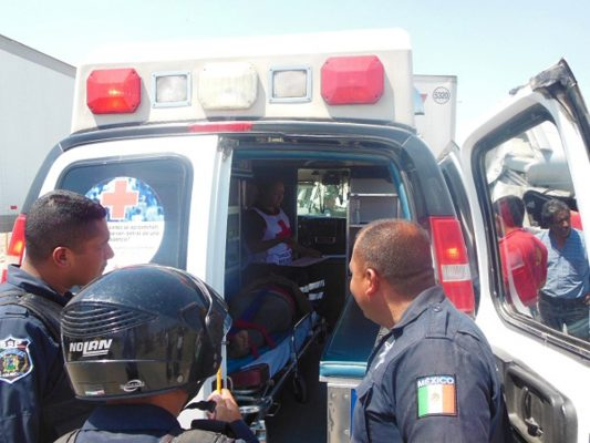 Aumenta 30 por ciento la demanda de servicios a Cruz Roja