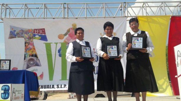 Clausuran con éxito el Séptimo Encuentro Intercolegial deportivo y cultural HFCI