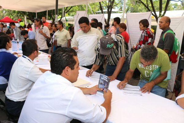 Realiza Gobierno del Estado 28 Ferias del Empleo