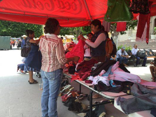 Agrupación del Señor de la misericordia inicia recaudación de fondos para apoyar a necesitados
