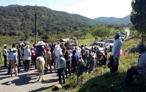 Minera asegura que compró tierras en La Palma, indígenas nada saben