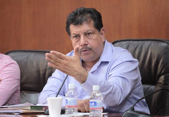 Oscar Bautista quiere regresar al Congreso