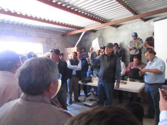 Ejidatarios de La Maroma, obtienen amparo y se suspende construcción del ducto