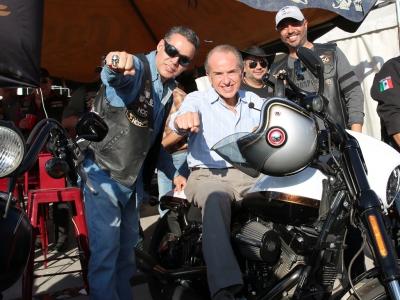 """Motociclistas apoyarán """"Una Bici con Rumbo"""""""