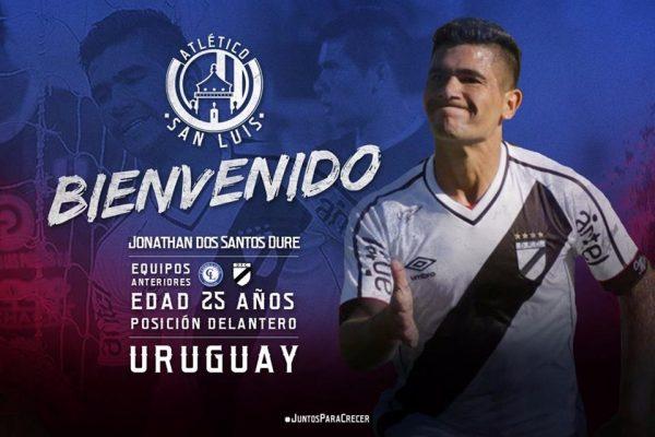 Jonathan Dos Santos jugará con Atlético se San Luis