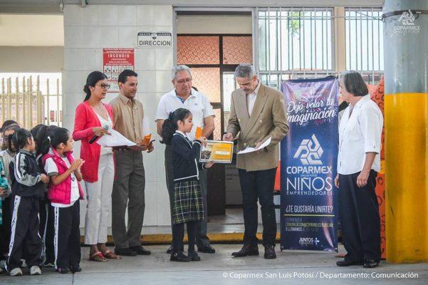 """Inician programa de """"Niños Coparmex"""""""