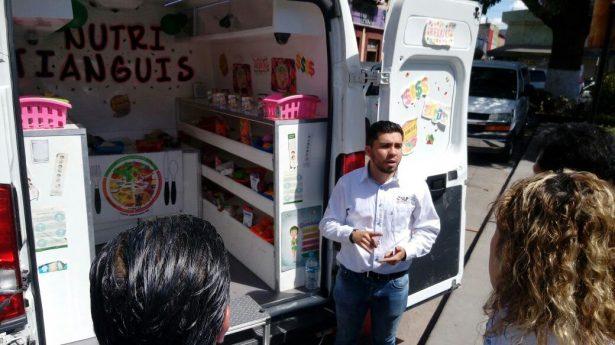 México ler lugar en venta  de comida Chatarra: IMSS