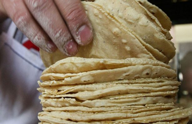 Precio de tortilla subsidiada no aumentará de precio este 2018
