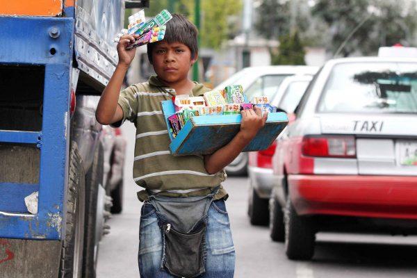 Censuran el aumento del trabajo infantil