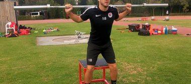 Atlético de SL retornó a los entrenamientos
