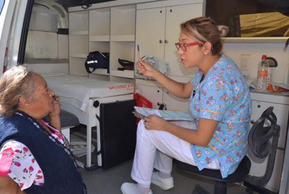 814 pasantes de salud, reforzarán a clínicas y hospitales de todo el Estado