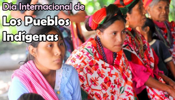 Conmemoran hoy Día de los Pueblos Indígenas, en Pozos