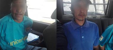 Dos detenidos por robo a taxista