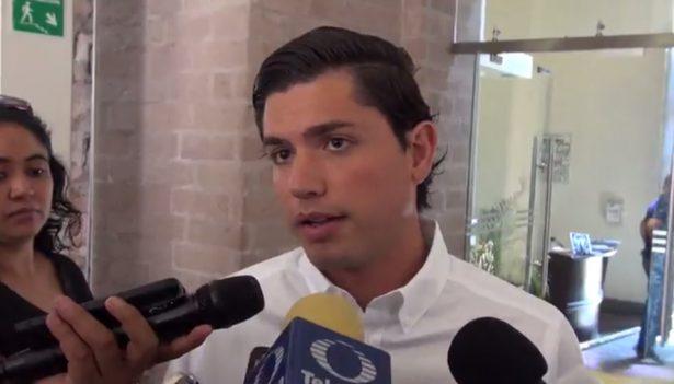 Jóvenes empujan por espacios en el PRI: Serrano