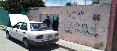 Encarcelan a dos por robo de autos en la clínica 50