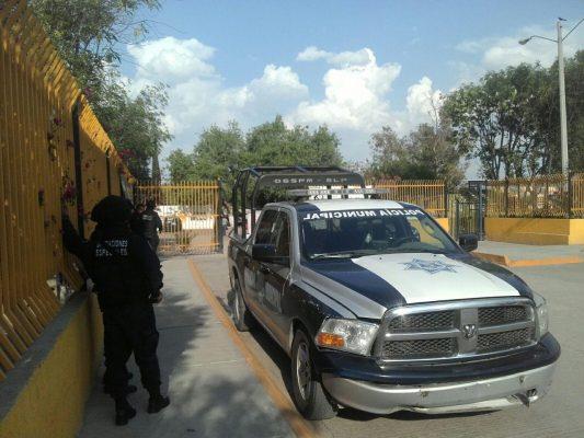 Al tanto DH de Soledad, de operativos policiacos
