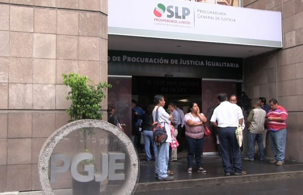 PGJE envía solicitud de desafuero de un diputado y dos magistrados electorales