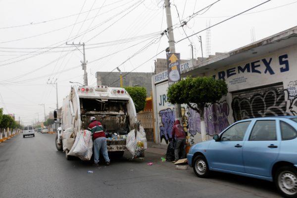 Incrementa recolección de basura en Soledad
