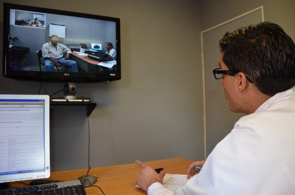 DIF firma convenio de Telemedicina