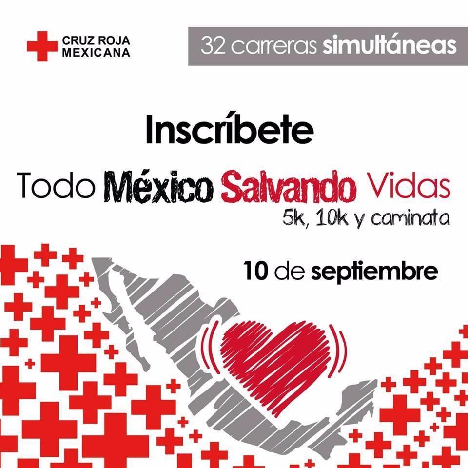 Cruz Roja realiza campamento de verano en Monterrey