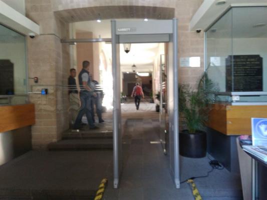 Fortalece Poder Legislativo seguridad en sus instalaciones