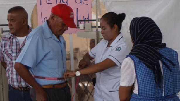 Mejoró SLP en acceso a la salud