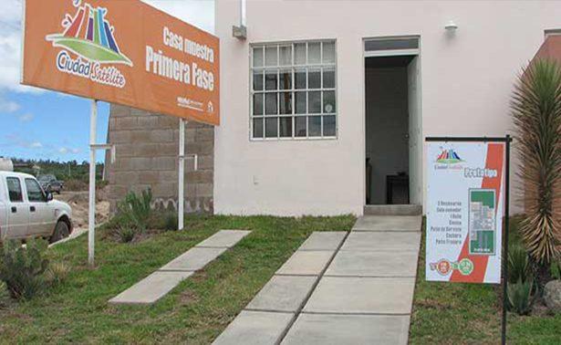 Ofertarán viviendas de Ciudad Satélite, en 2018