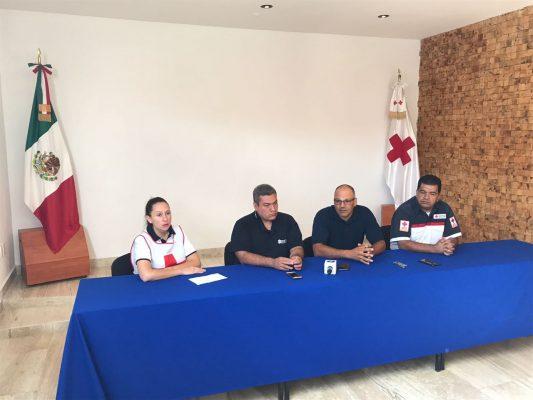 Cruz Roja podría ser centro capacitador contra traumas