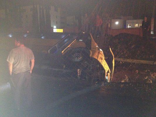 Hay dos estudiantes del Cobach  delicados por accidente de urbano