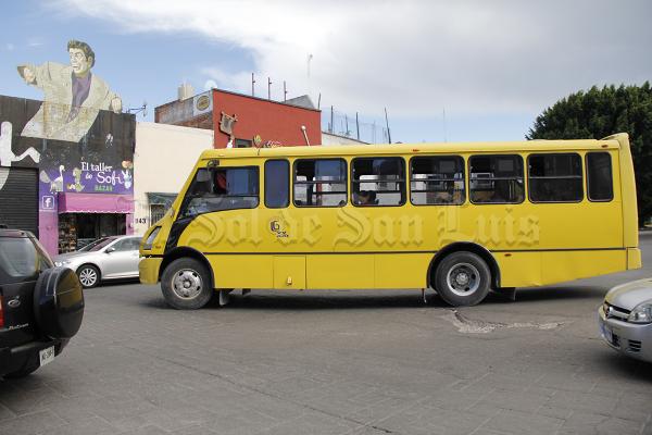 Presenta SCT aplicación para el transporte urbano de SLP