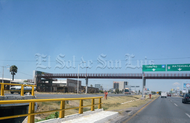 Prolongación Juárez podría ser paralela a la 57