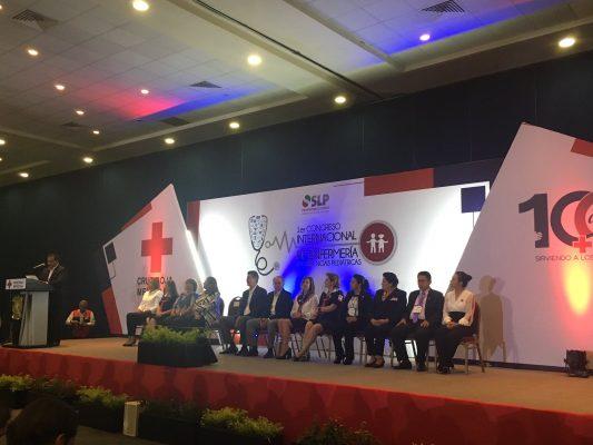 Inauguran Congreso Internacional de Enfermería en Urgencias Pediátricas