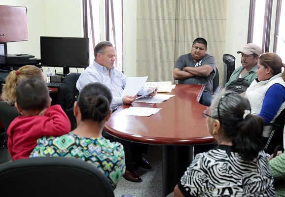 Habitantes de Huehuetlán exponen problemas por instalación de gasera
