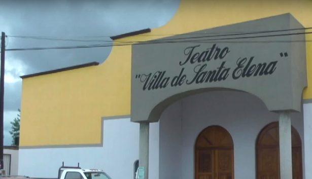 Equipan Teatro Villa de Santa Elena en Cd. Fernández