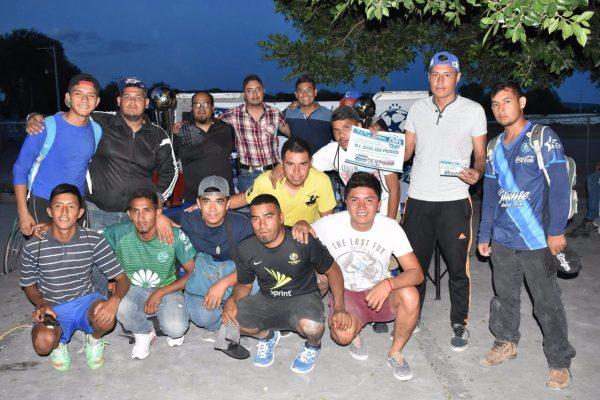 Cárdenas Campeón de la Copa Cerritos de Futbol