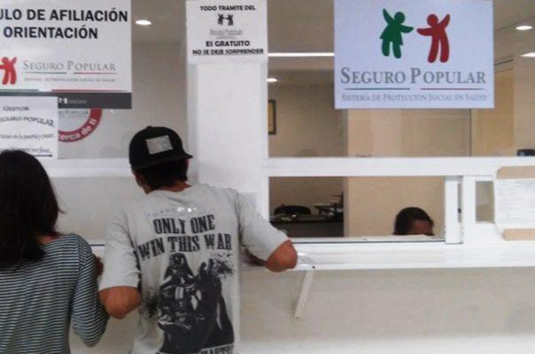 Preparan Feria de la re afiliación al Seguro popular